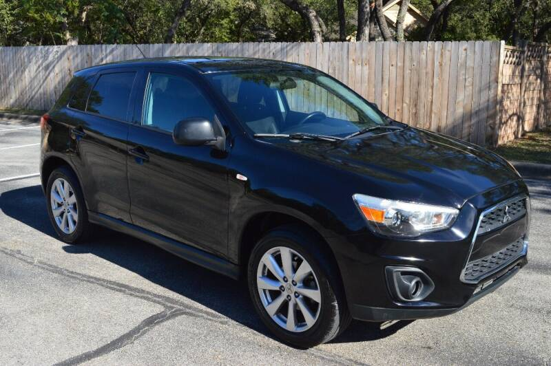 2015 Mitsubishi Outlander Sport for sale at Coleman Auto Group in Austin TX