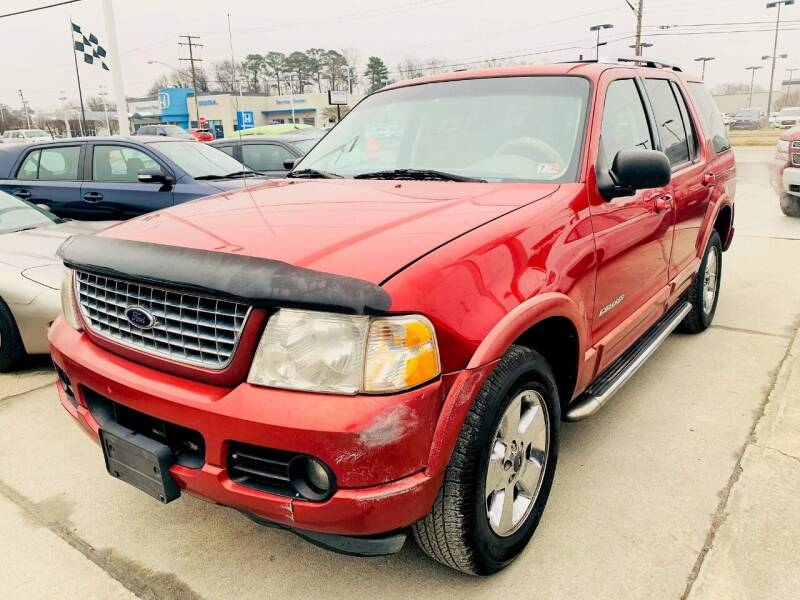 2004 Ford Explorer for sale at Auto Space LLC in Norfolk VA