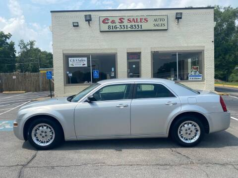 2007 Chrysler 300 for sale at C & S SALES in Belton MO