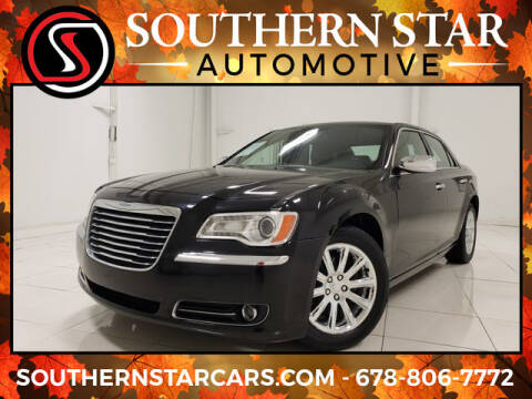 2014 Chrysler 300 for sale at Southern Star Automotive, Inc. in Duluth GA