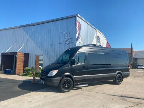 2011 Mercedes-Benz Sprinter Passenger for sale at Barrett Auto Gallery in San Juan TX