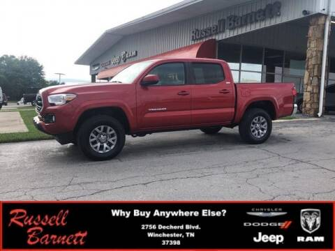 2019 Toyota Tacoma for sale at Russell Barnett Chrysler Dodge Jeep Ram in Winchester TN