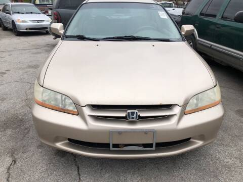 2000 Honda Accord for sale at Sonny Gerber Auto Sales in Omaha NE