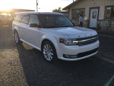 2014 Ford Flex for sale at The Trading Post in San Marcos TX