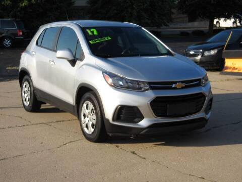 2017 Chevrolet Trax for sale at Rochelle Motor Sales INC in Rochelle IL