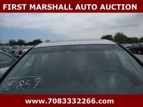 2005 Honda Accord for sale at First Marshall Auto Auction in Harvey IL