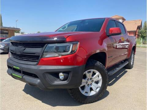 2016 Chevrolet Colorado for sale at MADERA CAR CONNECTION in Madera CA