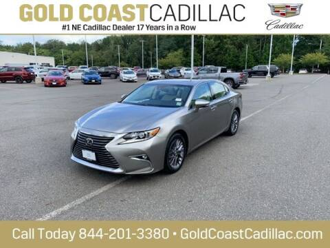 2018 Lexus ES 350 for sale at Gold Coast Cadillac in Oakhurst NJ