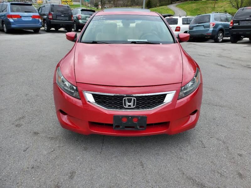 2009 Honda Accord for sale at DISCOUNT AUTO SALES in Johnson City TN