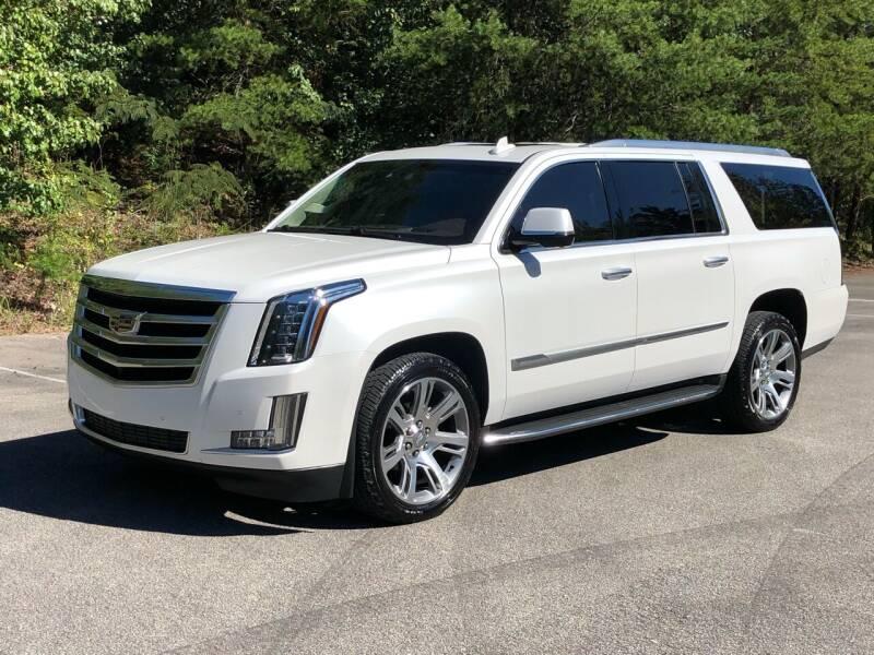 2016 Cadillac Escalade ESV for sale at Turnbull Automotive in Homewood AL