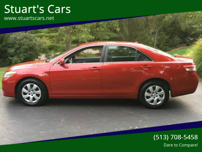 2010 Toyota Camry for sale at Stuart's Cars in Cincinnati OH