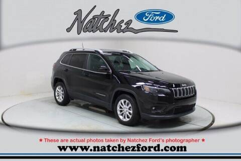 2019 Jeep Cherokee for sale at Auto Group South - Natchez Ford Lincoln in Natchez MS
