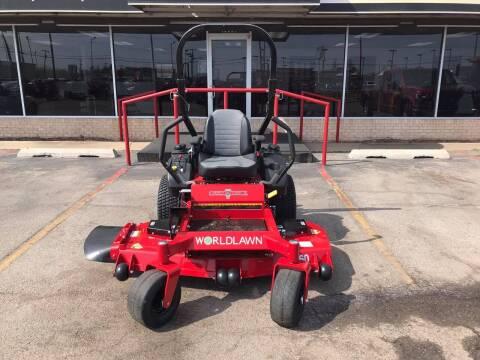 "2021 Worldlawn Diamondback 60"" Deck ZTR for sale at NORRIS AUTO SALES in Oklahoma City OK"