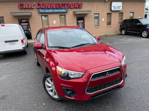 2014 Mitsubishi Outlander Sport for sale at CAR CONNECTIONS in Somerset MA