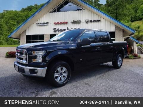 2015 Ford F-150 for sale at Stephens Auto Center of Beckley in Beckley WV
