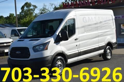 2015 Ford Transit Cargo for sale at MANASSAS AUTO TRUCK in Manassas VA