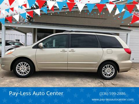 2007 Toyota Sienna for sale at Pay-Less Auto Center-Burlington Road in Roxboro NC