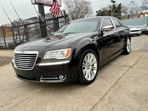 2012 Chrysler 300 for sale at Gus's Used Auto Sales in Detroit MI