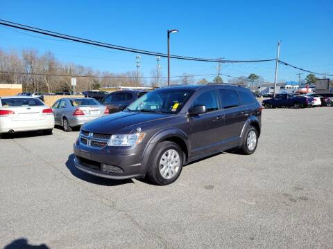 2015 Dodge Journey for sale at Moke America of Virginia Beach in Virginia Beach VA