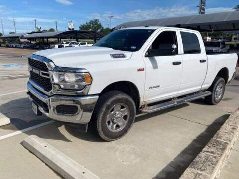 2019 RAM Ram Pickup 2500 for sale at Jerry's Buick GMC in Weatherford TX