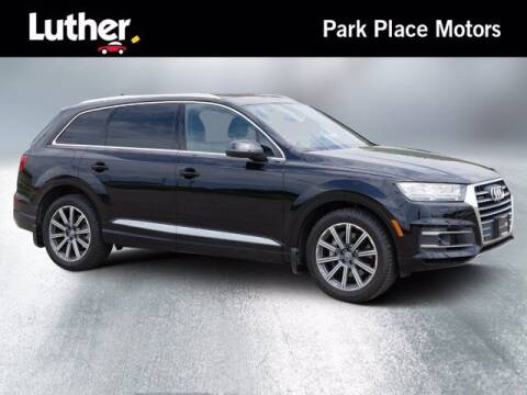 2018 Audi Q7 for sale at Park Place Motor Cars in Rochester MN