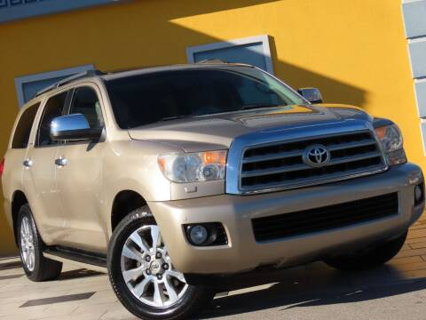 2008 Toyota Sequoia for sale at Paradise Motor Sports LLC in Lexington KY