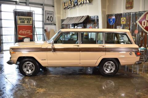 1977 Jeep Grand Wagoneer for sale at Cool Classic Rides in Redmond OR