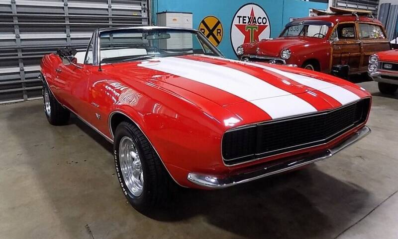 1967 Chevrolet Camaro for sale at COOL CARS in Pompano Beach FL