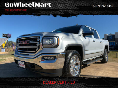 2017 GMC Sierra 1500 for sale at GoWheelMart in Leesville LA