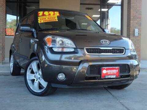 2011 Kia Soul for sale at Arandas Auto Sales in Milwaukee WI