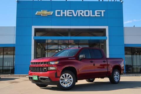 2021 Chevrolet Silverado 1500 for sale at Lipscomb Auto Center in Bowie TX