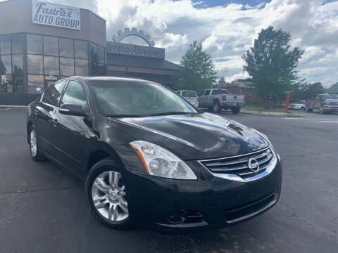 2010 Nissan Altima for sale at FASTRAX AUTO GROUP in Lawrenceburg KY
