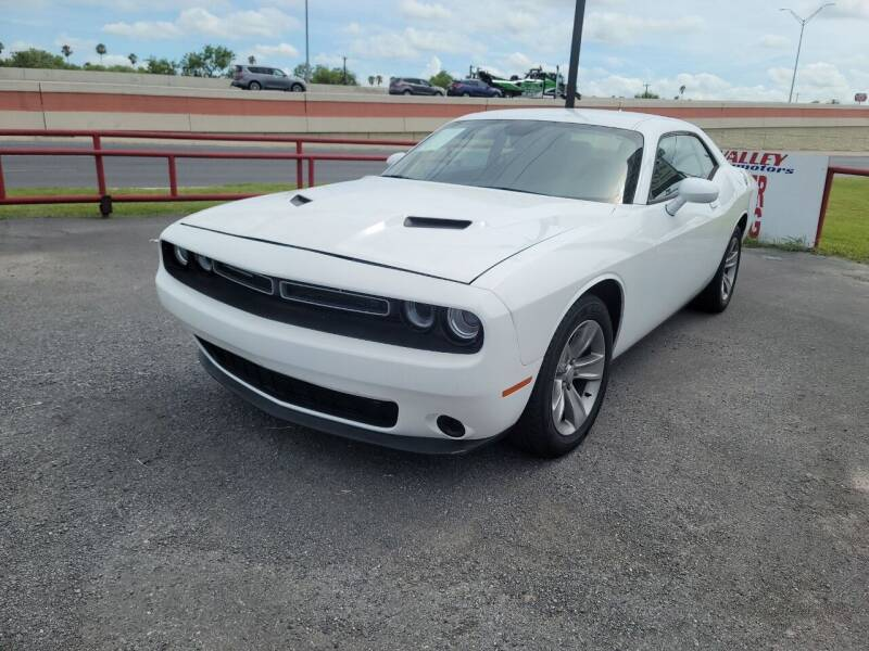 2016 Dodge Challenger for sale at Mid Valley Motors in La Feria TX