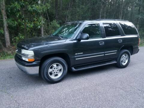 2003 Chevrolet Tahoe for sale at J & J Auto Brokers in Slidell LA