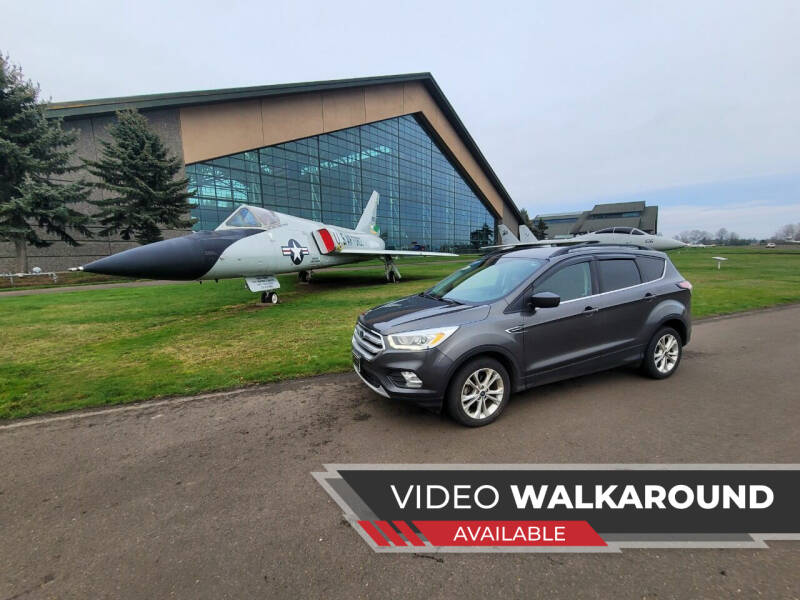 2017 Ford Escape for sale at McMinnville Auto Sales LLC in Mcminnville OR