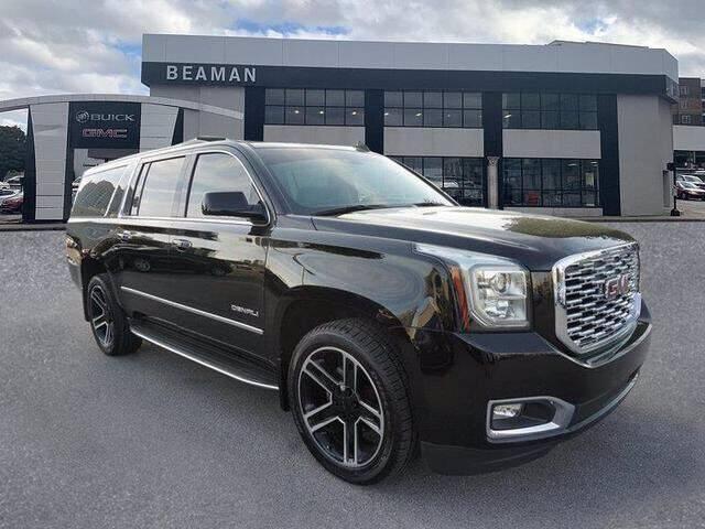 2018 GMC Yukon XL for sale at BEAMAN TOYOTA - Beaman Buick GMC in Nashville TN