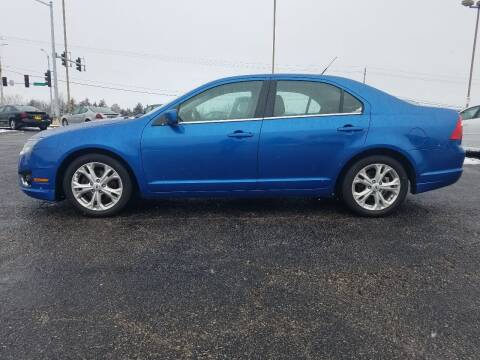 2012 Ford Fusion for sale at MnM The Next Generation in Jefferson City MO
