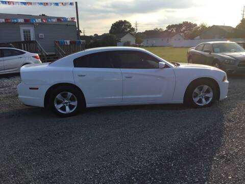 2014 Dodge Charger for sale at Affordable Autos II in Houma LA