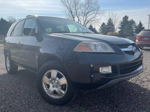 2004 Acura MDX for sale at Trocci's Auto Sales in West Pittsburg PA