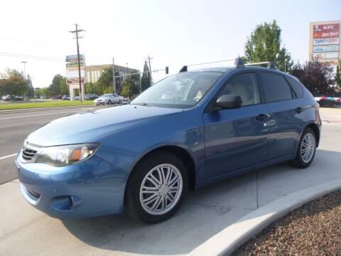 2008 Subaru Impreza for sale at Ideal Cars and Trucks in Reno NV