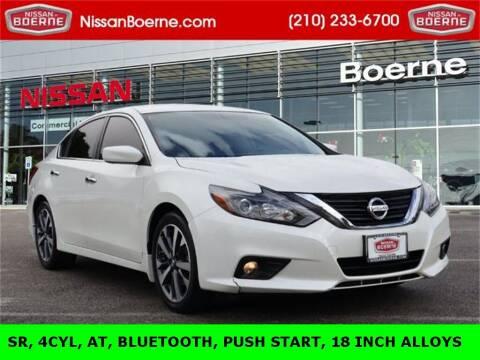 2017 Nissan Altima for sale at Nissan of Boerne in Boerne TX