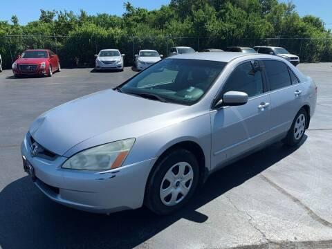 2005 Honda Accord for sale at American Motors Inc. - Cahokia in Cahokia IL