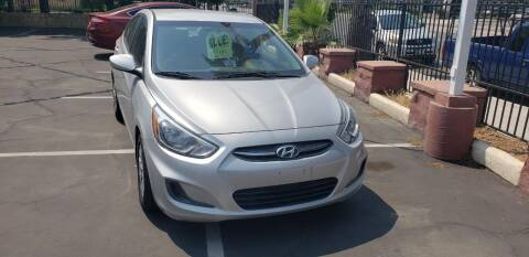 2016 Hyundai Accent for sale at DL Auto Lux Inc. in Westminster CA