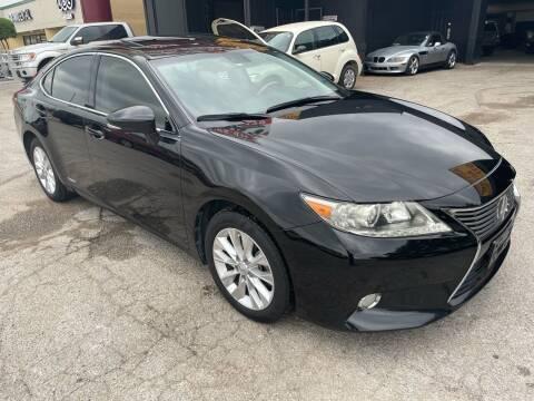 2013 Lexus ES 300h for sale at Austin Direct Auto Sales in Austin TX