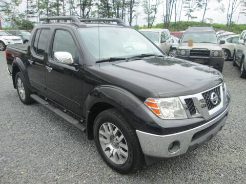 2010 Nissan Frontier for sale at Small Town Auto Sales in Hazleton PA