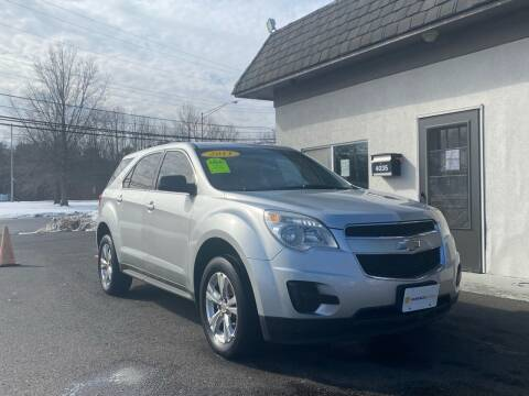 2011 Chevrolet Equinox for sale at Vantage Auto Group in Tinton Falls NJ