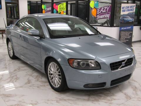 2008 Volvo C70 for sale at Dealer One Auto Credit in Oklahoma City OK