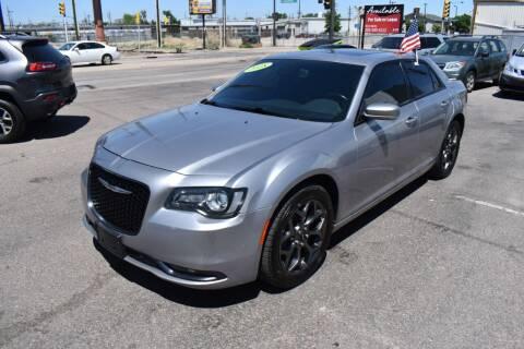 2018 Chrysler 300 for sale at Good Deal Auto Sales LLC in Denver CO
