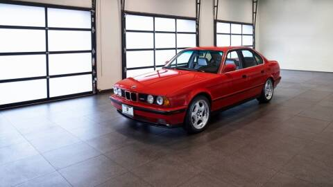 1991 BMW M5 for sale at Gaudin Porsche in Las Vegas NV