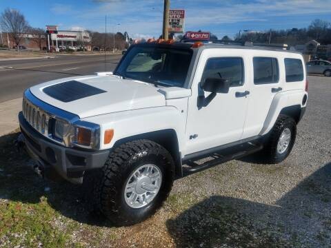 2008 HUMMER H3 for sale at Wholesale Auto Inc in Athens TN